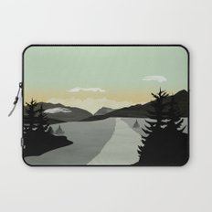 Misty Mountain II Laptop Sleeve