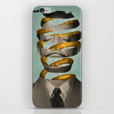 Inside the mind  iPhone & iPod Skin