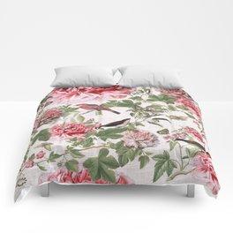 Botanical Paradise Comforters