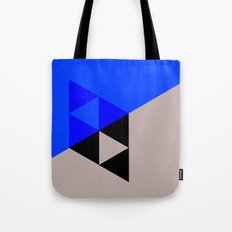 Light and Dark Triforce Tote Bag