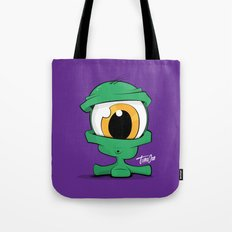 eyeBulb Tote Bag