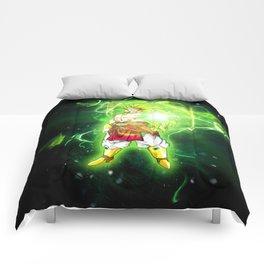 Broly SSJ3 Comforters