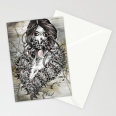 The Sweetest Pain You Ever Felt Stationery Cards