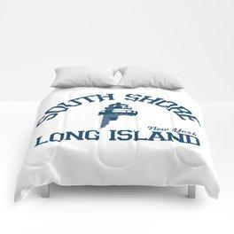 Long Island - New York. Comforters