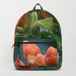 Hawaiian Sunset Ginger Backpack