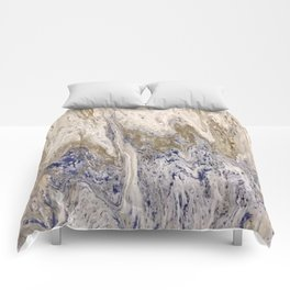 Marbled #2 Comforters