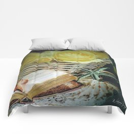 She Sells Sea Shells Comforters