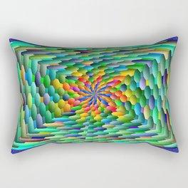 In my basket... Rectangular Pillow