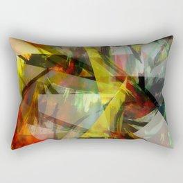 Anger and Transparency  Rectangular Pillow