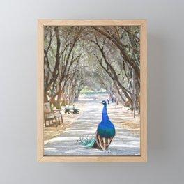 Grand Entrance Framed Mini Art Print