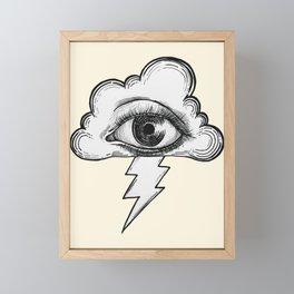 The Seer Framed Mini Art Print