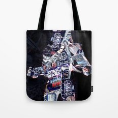 Cut StarWars Blister Collage 3 Tote Bag