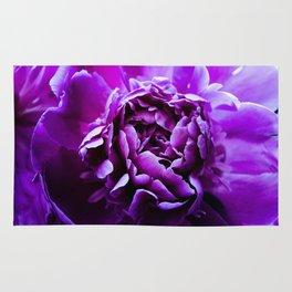 Purple flower 5 Rug