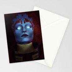 Mass Effect: Samara Stationery Cards
