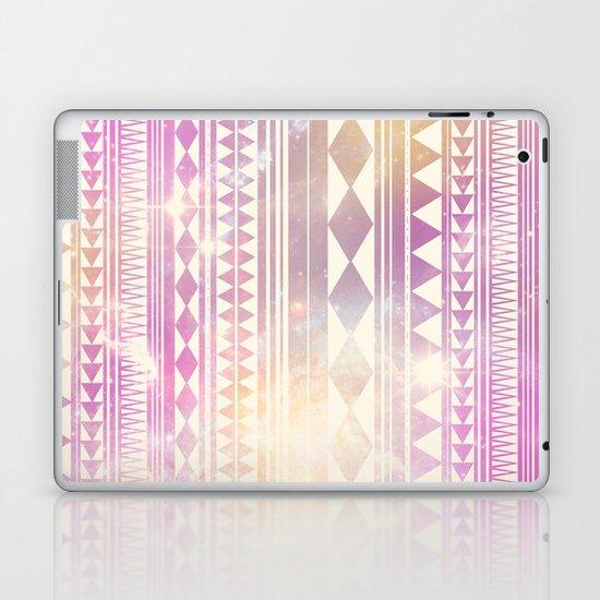Galaxy Tribal Laptop & iPad Skin