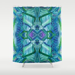 Aliens Are Real Shower Curtain