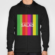 My favorite color is salad Hoody