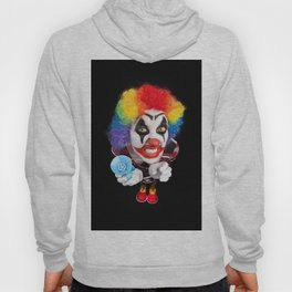 Crazy Clown Hoody