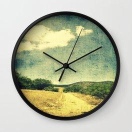 A Heart To Follow Wall Clock