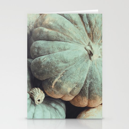 les citrouilles no. 2 Stationery Cards