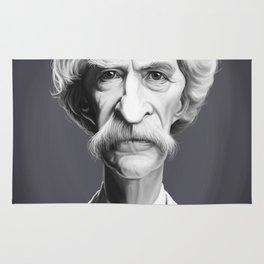 Mark Twain Rug