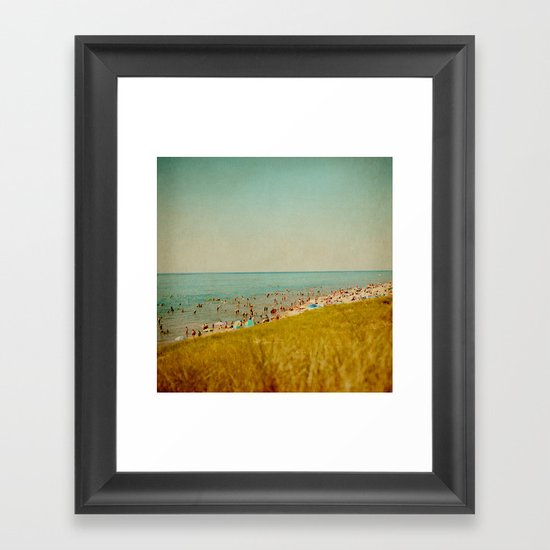 The Last Days of Summer Framed Art Print