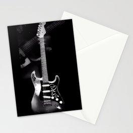 SRV - Number One - Black and White Stationery Cards
