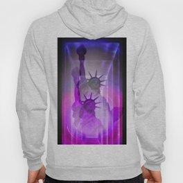 New York Statue of Liberty Hoody