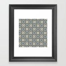kalei 4 Framed Art Print