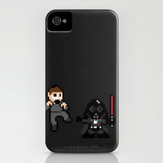Pixel Wars Slim Case iPhone (4, 4s)