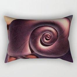 Finger Snail Rectangular Pillow