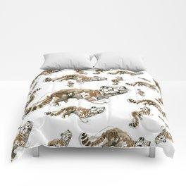 Totem Andean cat (AGA) Comforters