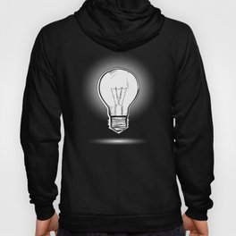 Light lamp Hoody