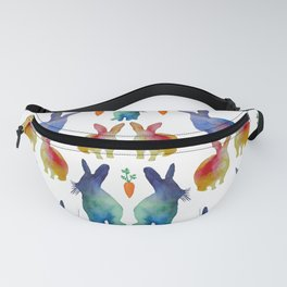 Rabbit's Heaven Fanny Pack