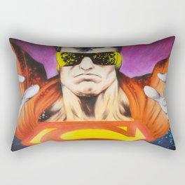 The Eradicator - Superman Rectangular Pillow