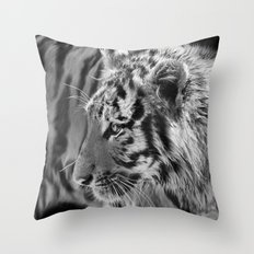 Tiger Cub 2 Throw Pillow