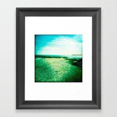 Compo Beauty Framed Art Print