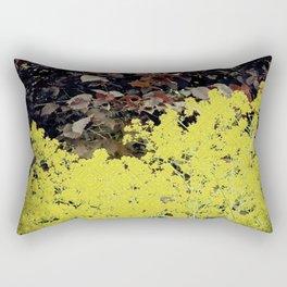 Copper and lights Rectangular Pillow