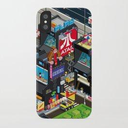 GAMECITY iPhone Case
