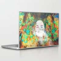 serenity Laptop & iPad Skins featuring Serenity by J.Lauren