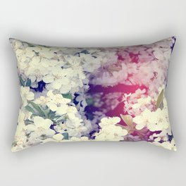 Secret Garden | Cherry blossom Rectangular Pillow