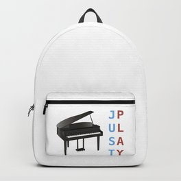 Just Play the Piano Backpack