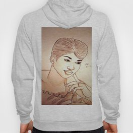 Aretha Franklin by Double R Hoody