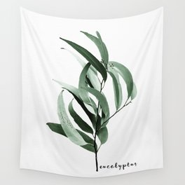 Eucalyptus - Australian gum tree Wall Tapestry