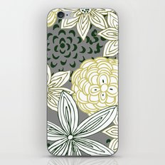 Grey Garden iPhone & iPod Skin