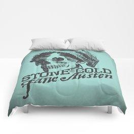Stone Cold Jane Austin Comforters