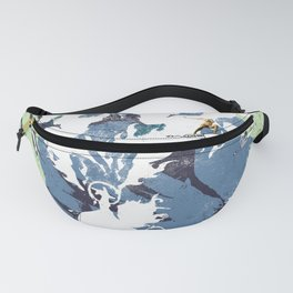 Blow Back - 2 Fanny Pack