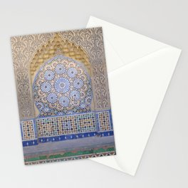 Moroccan Mosaics Stationery Cards