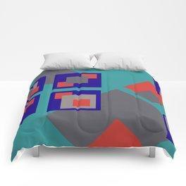 Grafik Rectangles II Comforters