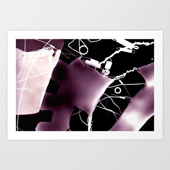 Mixed Movement Art Print
